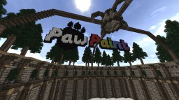 "[1.8+] [3 Players] ◎""PAW   PAINT""◎ Finger Painting....with your feet, in Vanilla! Minecraft Map & Project"
