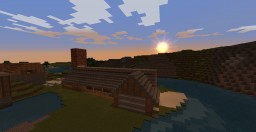 60s Ranch Style House by The Qwertz Minecraft Map & Project