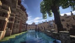 Desert Town Baresh Minecraft