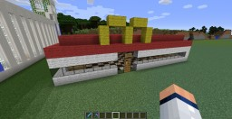 mcdonolds Minecraft Map & Project