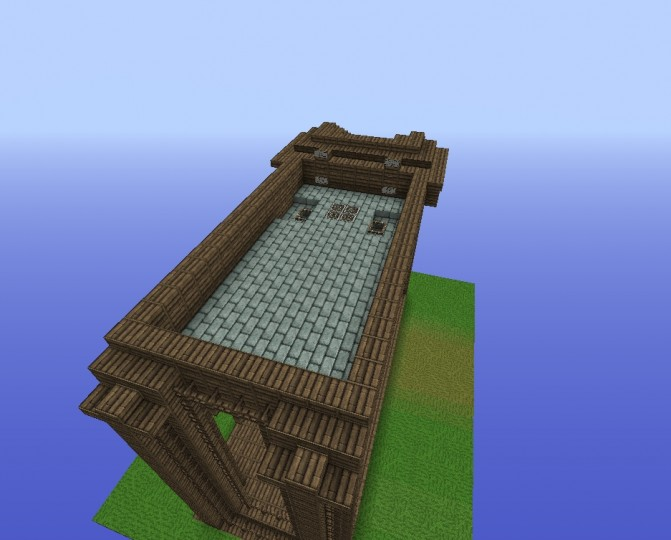 how to build a water elevator in minecraft