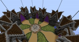 Spawn / Lobby for your Network Minecraft Map & Project