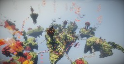 [NewRise] Flower islands Minecraft Map & Project
