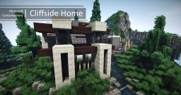 Natural Contemporary House | A Blaizecraft Build Minecraft Map & Project