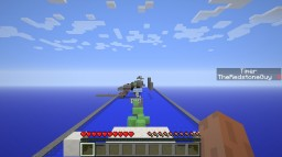 Total Wipeout Minecraft Map & Project