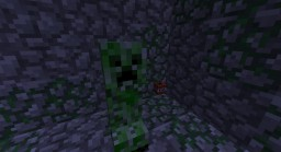 Turn into a Creeper! Minecraft Map & Project