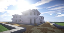 Minecraft Modern house [32x32] by Tomzo Minecraft Map & Project