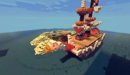 【One Piece】Goat Island