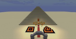 Pyramid Chalenges Minecraft Map & Project