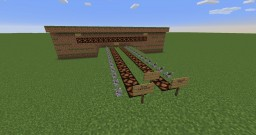 Minecraft - Subtraction calculator Minecraft Map & Project