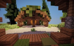Survival Games waiting lobby[TeamFaria] Minecraft Map & Project