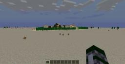 Desert Survival Map Minecraft