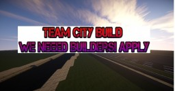 Team City Build Minecraft City Building Server Minecraft Server