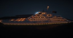 MegaYacht - Azzam Minecraft Map & Project
