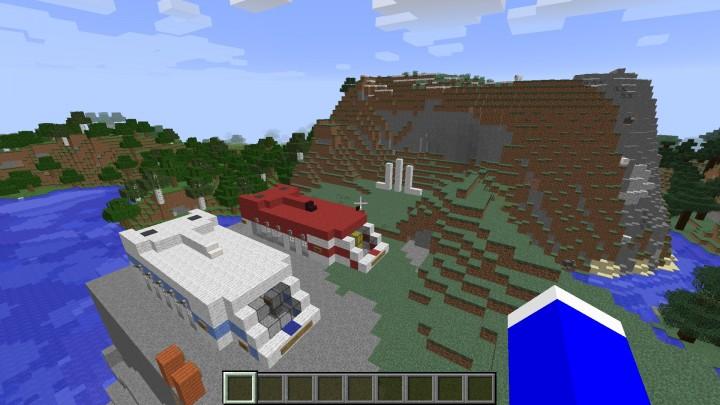 Star Tours Minecraft Map