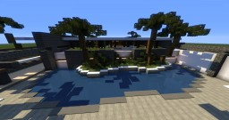 Elevation | Modern House | Casey260 Minecraft Project