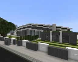 futuristic House #2 Minecraft Project