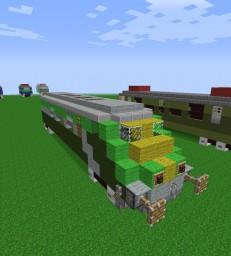 Mark 4 (Iarnród Éireann) Minecraft