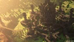 [3rd Place] The Eternal Fortress of Nar Minecraft Project