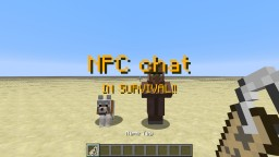 NPC chat in survival Minecraft Map & Project