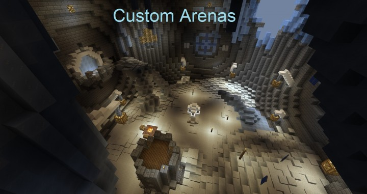 A PvP Arena