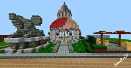 The Grand Carnival Minecraft Map & Project