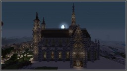 MEDIEVAL TOWN : SMALL CATHEDRALE Minecraft