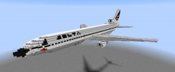 Lockheed L1011 Tristar -- Delta Airlines Minecraft Project