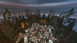 Demonic Hub Minecraft Project