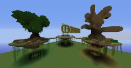 Stranded Spawn Minecraft Map & Project