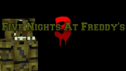Five Nights At Freddy's 3 Minecraft Texture Pack