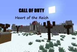 CALL OF DUTY: Heart of the Reich (Reichstag Destruction Map) Minecraft Project