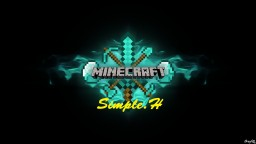 Simple.H  {beta} Minecraft Texture Pack