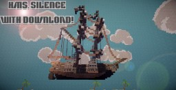 Ship - HMS Silence - With Download Minecraft