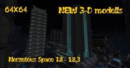 Norzeteus Space 1.8-1.8.3 [64x64] CTM 3D