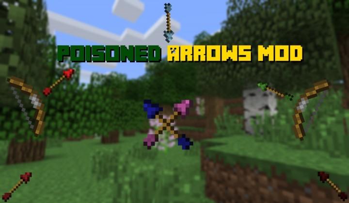 Poisoned Arrows Mod