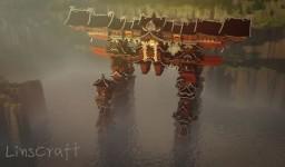 【LinsCraft Server Hub】林氏创艺服务器中央地图 Minecraft