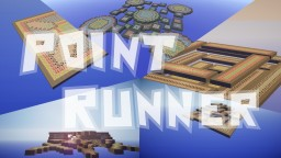 Point Runner Minecraft Map & Project