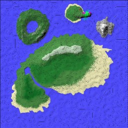 -=-Giant Islands v1-=- (WIP) Minecraft Project