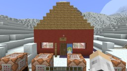 Skyland Resort Minecraft Project