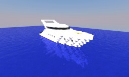 Small yacht Minecraft Project