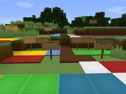 Survival Time Minecraft Map & Project