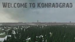 Konradgrad Minecraft Map & Project