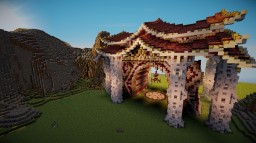 Salkire Gateway Minecraft Project