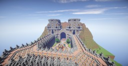 [ Castle Spawn ] By Melvak Minecraft Map & Project