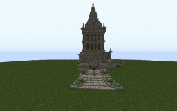 Whitestone Hall Minecraft