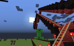 Rollercoaster of Doom Minecraft Project