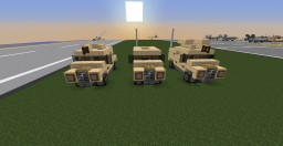 AM General BRV-O Minecraft