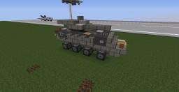 LAV-25 1:1 Minecraft