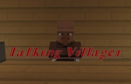 Test= Talking Villager Minecraft